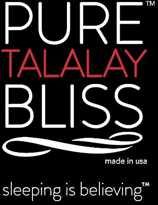 Pure Talalay Bliss Logo