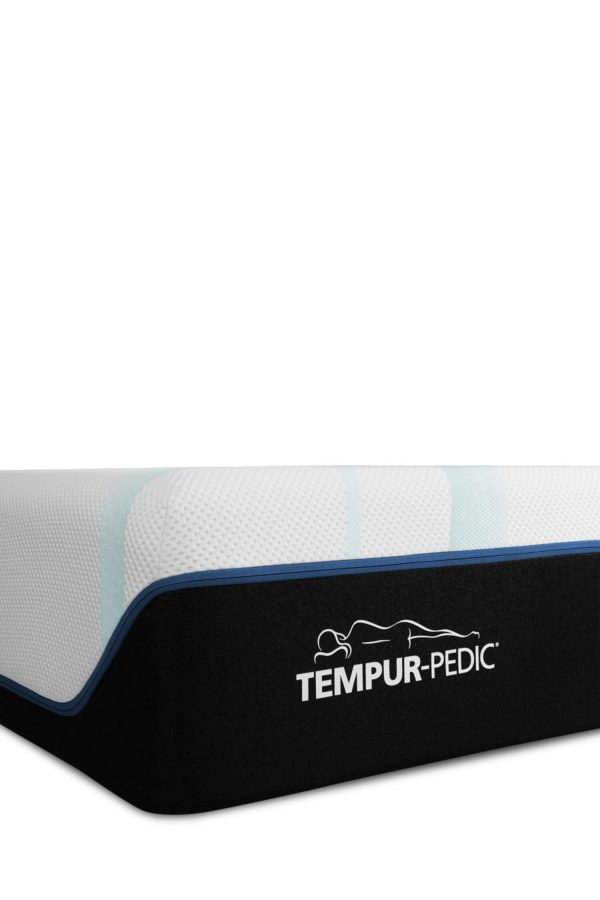 Tempurpedic T3 LuxeAdapt Soft SILO MattressOnly LeftCorner OUTLINED Queen May18 959 Day1 5 16 183294 5x7 10 31 2018 10 39 30 AM