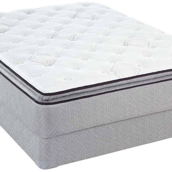 Sealy Longbridge Pillowtop Mattress Set