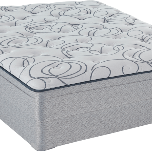 Sealy Delinda Mattress with Boxspring
