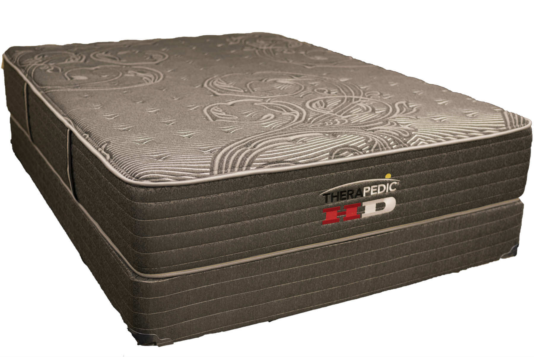 therapedic hd fortress firm mattress metro mattress