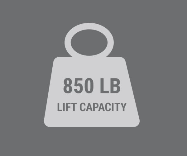 Zero Gravity Lift Capacity 1