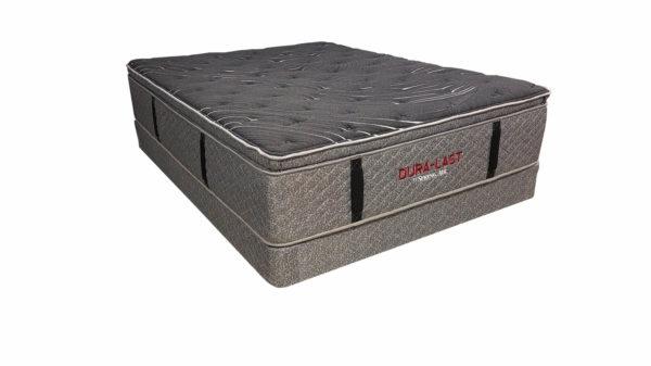Spring Air Dura Last Pillowtop Mattress Set main