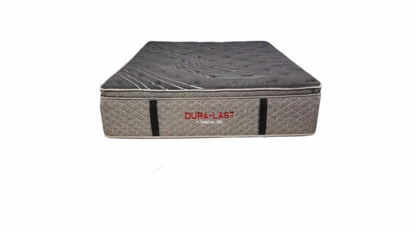 Spring Air Dura Last Pillowtop Mattress only front