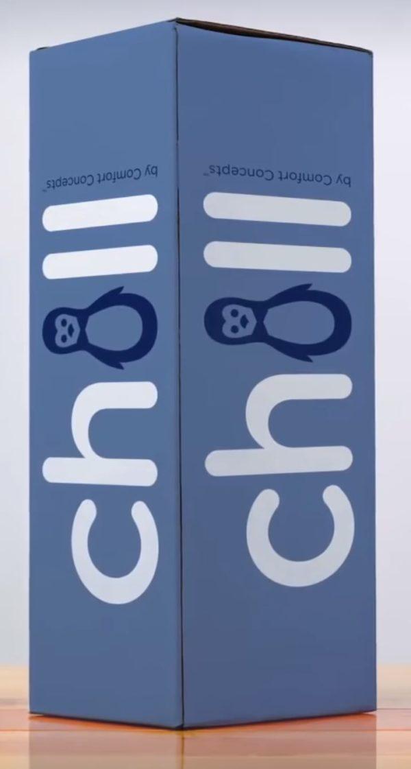 Chill blue box 45