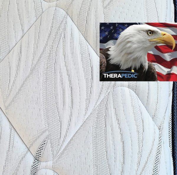Consitution Luxury Plush Mattress top