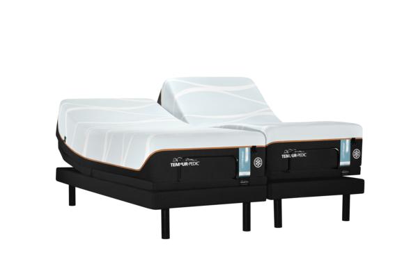 Tempurpedic Luxe Breeze Firm Mattress Adjustable Base Ergo Extend 9