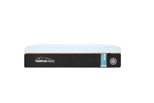 Tempurpedic Luxe Breeze Firm Mattress front 9