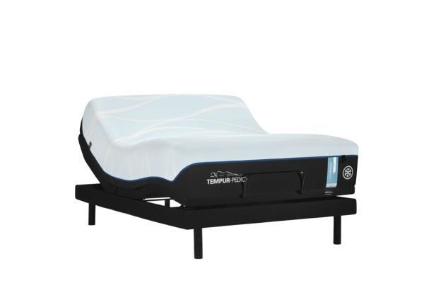Tempurpedic Luxe Breeze Soft Mattress Adjustable Base Ergo Extend 9