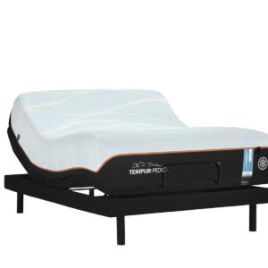 Tempurpedic Luxe Breeze Firm Mattress Adjustable Base Ergo Extend queen 10