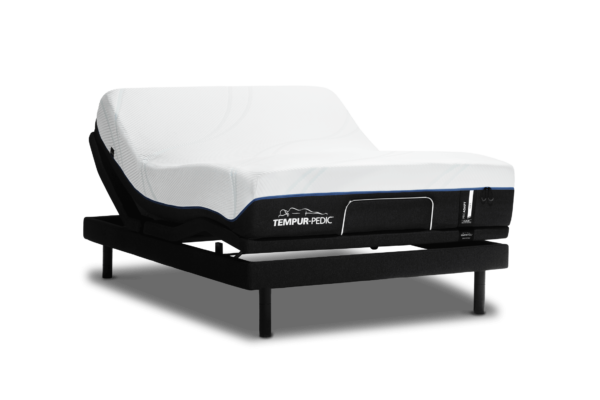 Tempurpedic T2 ProAdapt Soft SILO AdjustableBase TEMPUR ErgoExtend ThreeQuarter Outline Queen Nov17 5x7 5 2 2018 11 11 25 AM 11