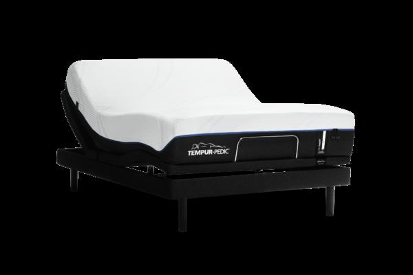 Tempurpedic T2 ProAdapt Soft SILO AdjustableBase TEMPUR ErgoExtend ThreeQuarter Outline Queen Nov17 5x7 5 2 2018 11 11 25 AM