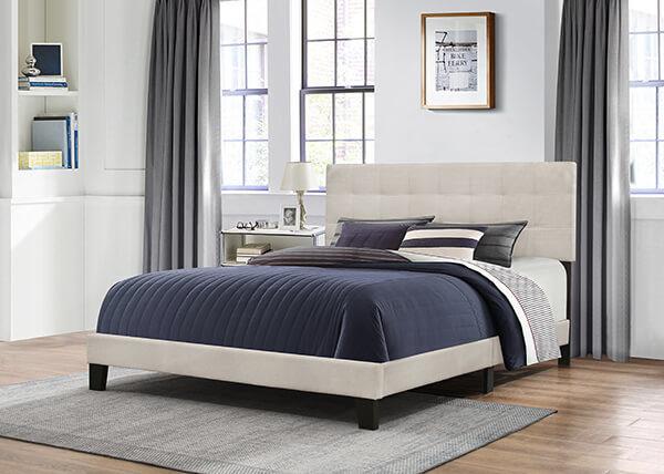 Hillsdale Delaney Bed Fog 1