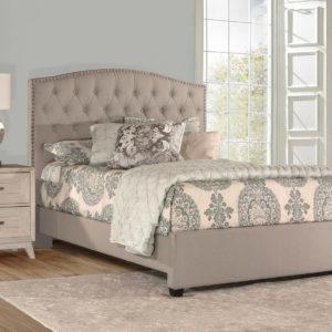 Hillsdale Lila Bed Dove Gray 1