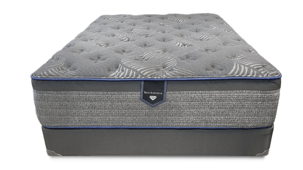 Spring Air Iris Mattress Set Front