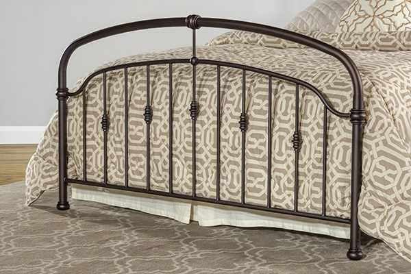 Pearson Bed detail