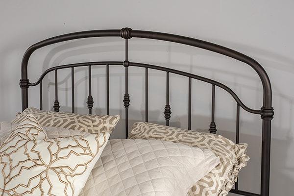Pearson Bed headboard detail