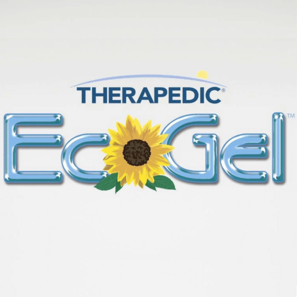 Therapedic Eco Gel logo