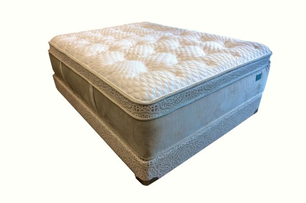 Alexandria Mattress Set left angle
