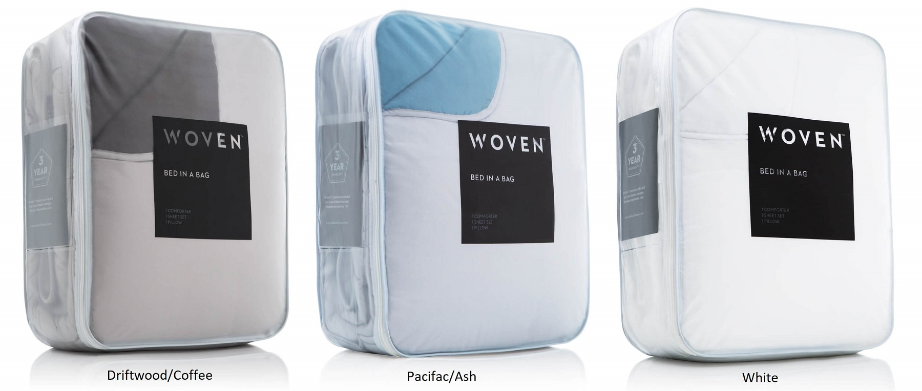 Bed In A Bag color options