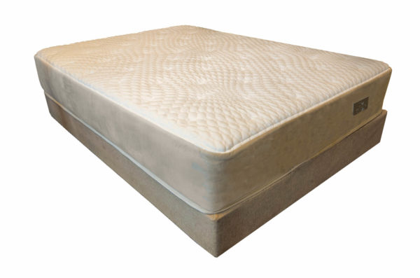 Florence Plush Mattress Set left angle