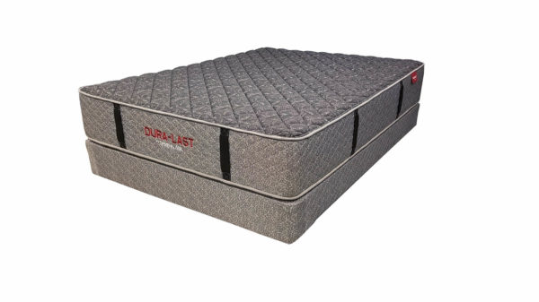 Spring Air Dura Last Firm Mattress Set 2