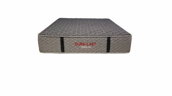 Spring Air Dura Last Firm Mattress only front