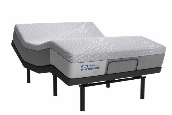 Sealy Elsanta Posturepedic Hybrid Mattress Silo Three Qtr
