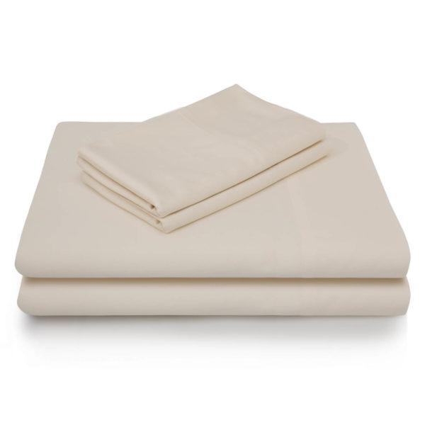 Bamboo Sheets Ivory Color
