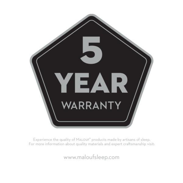 Bamboo Sheets 5-year Warranty