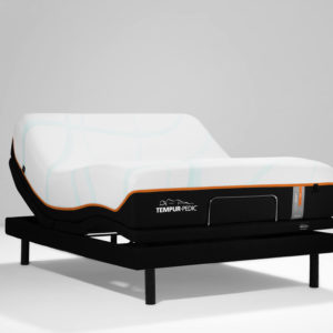 Tempurpedic T3 LuxeAdapt Firm SILO AdjustableBase TEMPUR ErgoExtend ThreeQuarter White Queen May18 5x7 251218031911054246 1