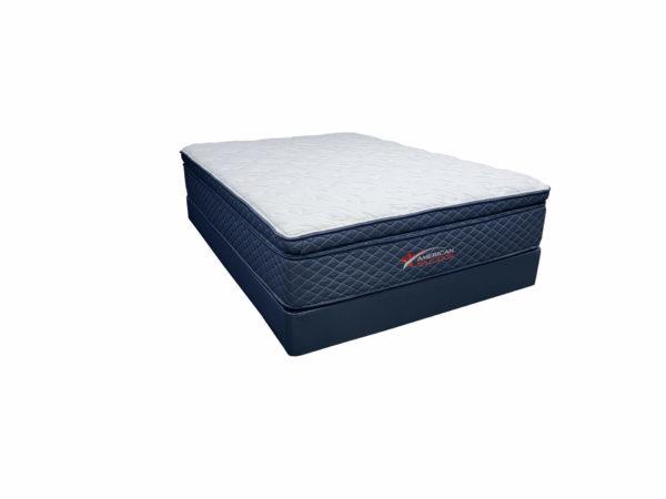 American Splendor Freedom Pillow Top Mattress 20210921 120502set